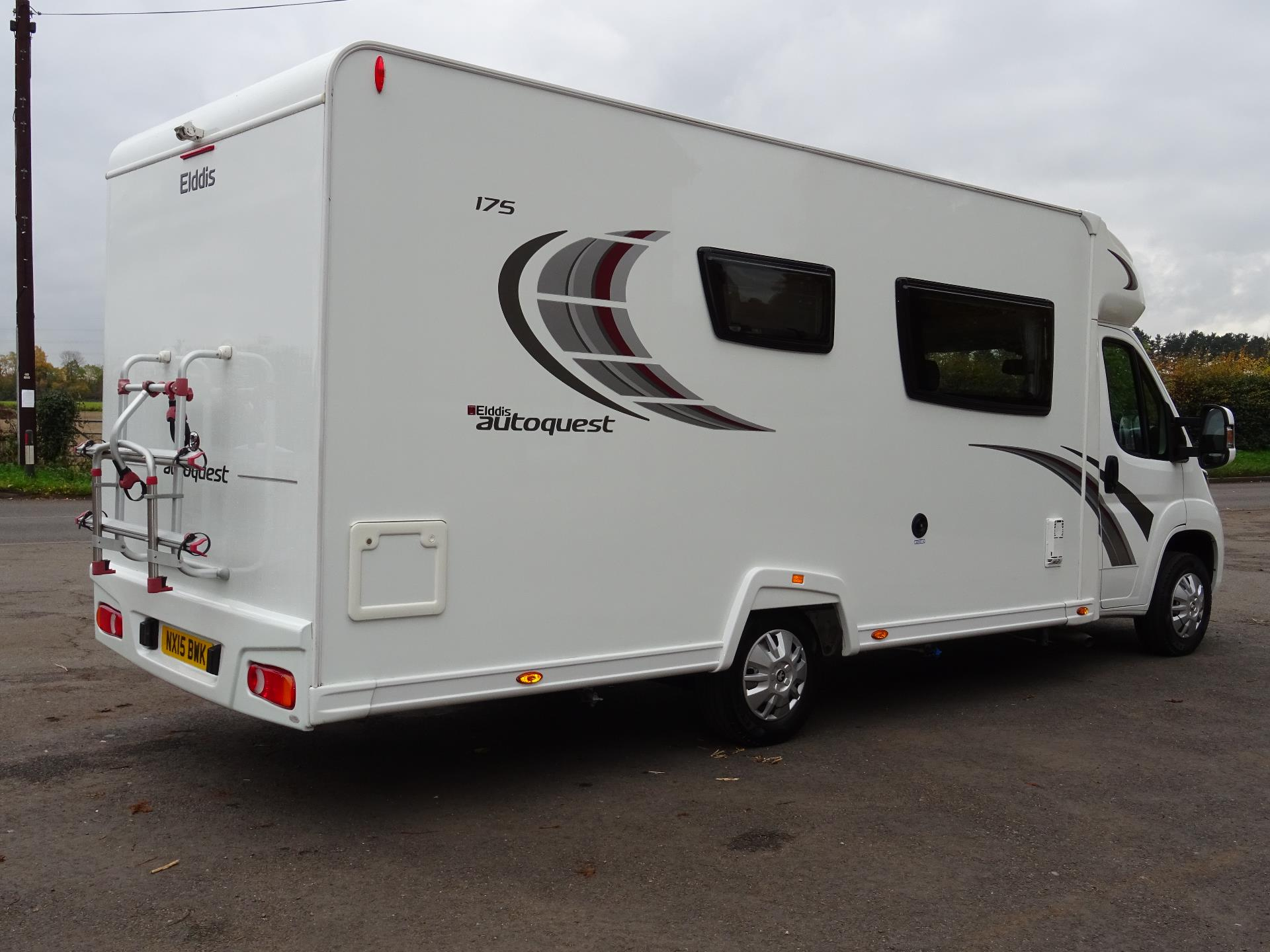Large photo 5 for 2015/15 ELDDIS AUTOQUEST 175/15 ELDDIS AUTOQUEST 175