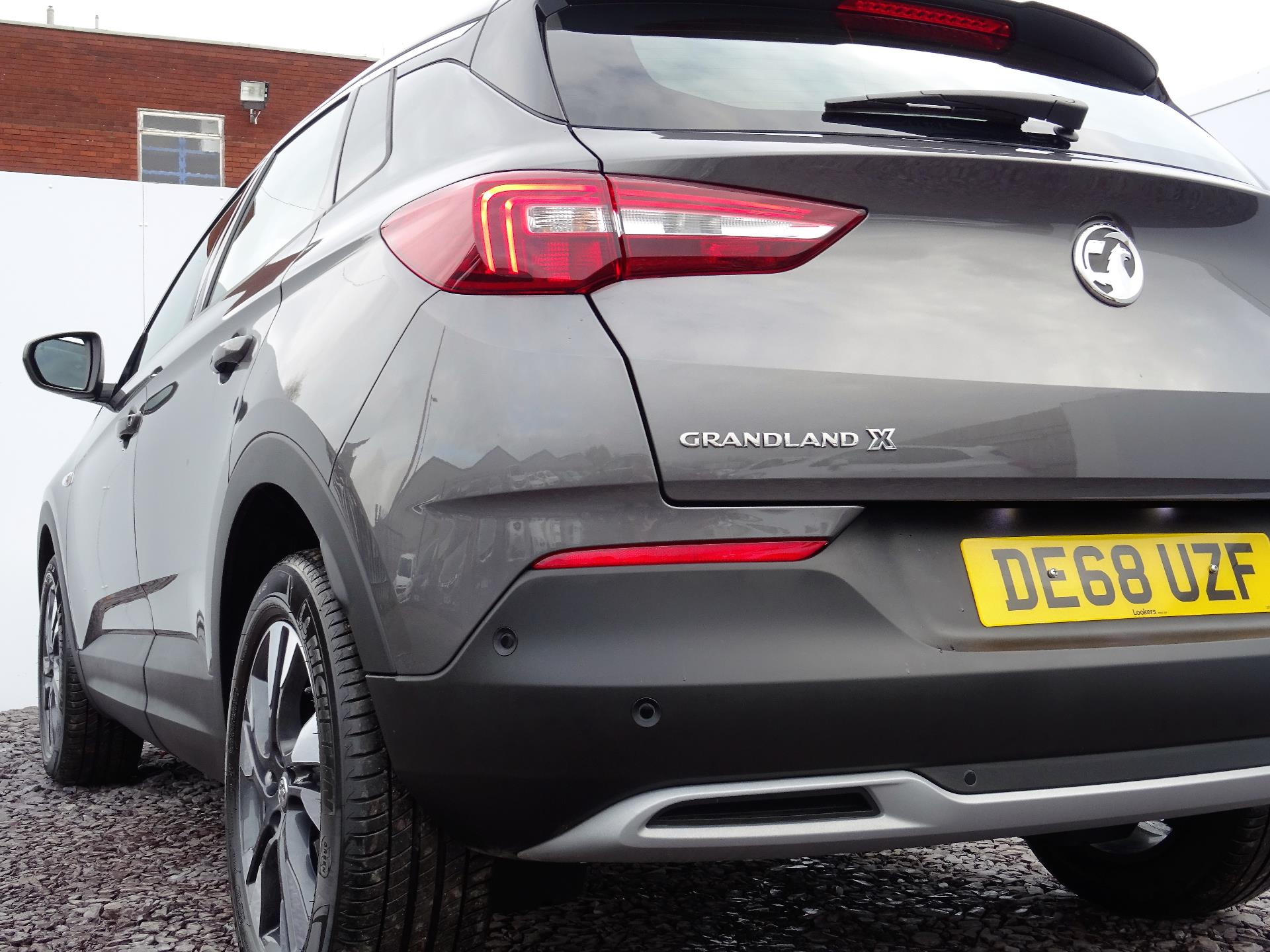 Large photo 8 for 2018/68 VAUXHALL GRANDLAND X/68 VAUXHALL GRANDLAND X 1.2T SPORT NAV 5DR**JUST 380 MILES**IMMEDIATE DELIVERY**(VXL)