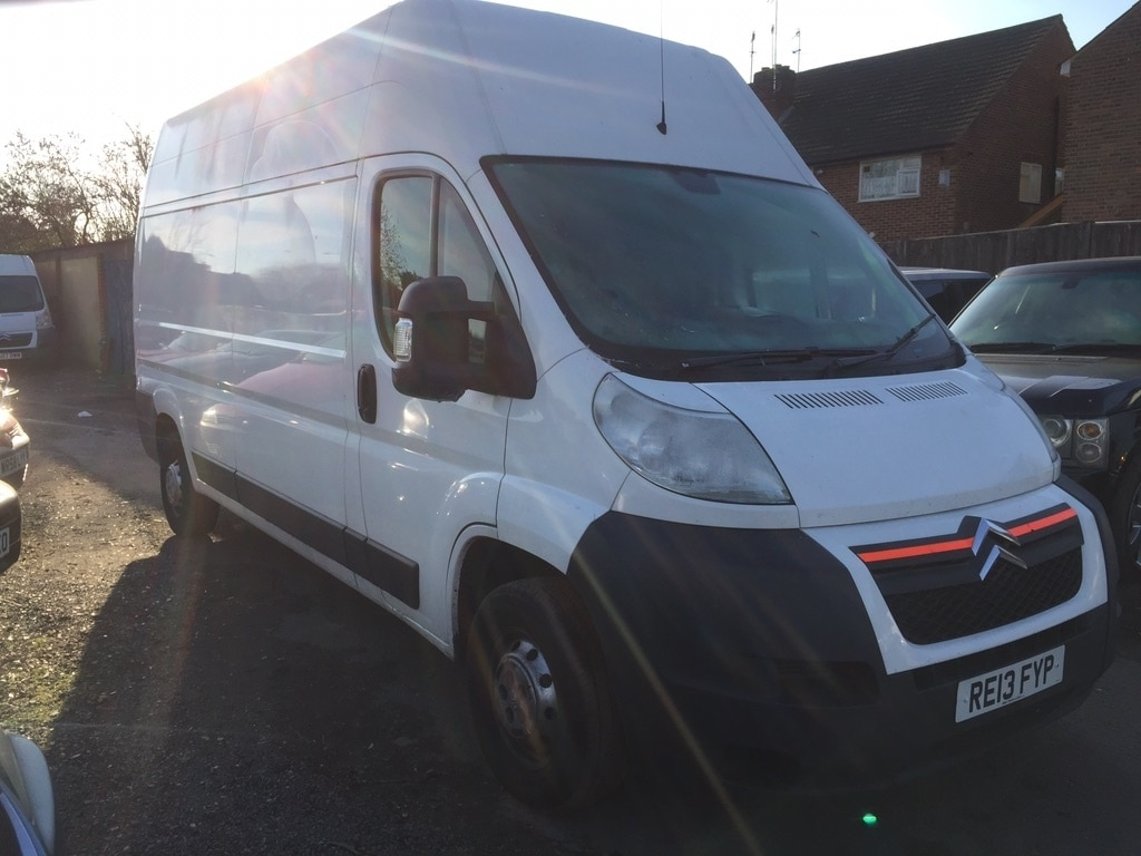 4fb85526ddbd46 Used Citroen Vans for Sale in Stanmore