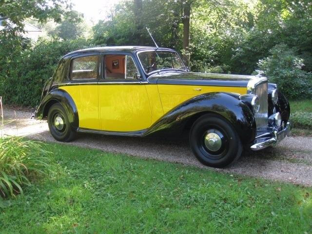 1949 Bentley MKVI For Sale In Landford, Wiltshire