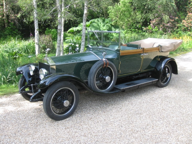1924 Rolls-Royce Ghost For Sale In Landford, Wiltshire
