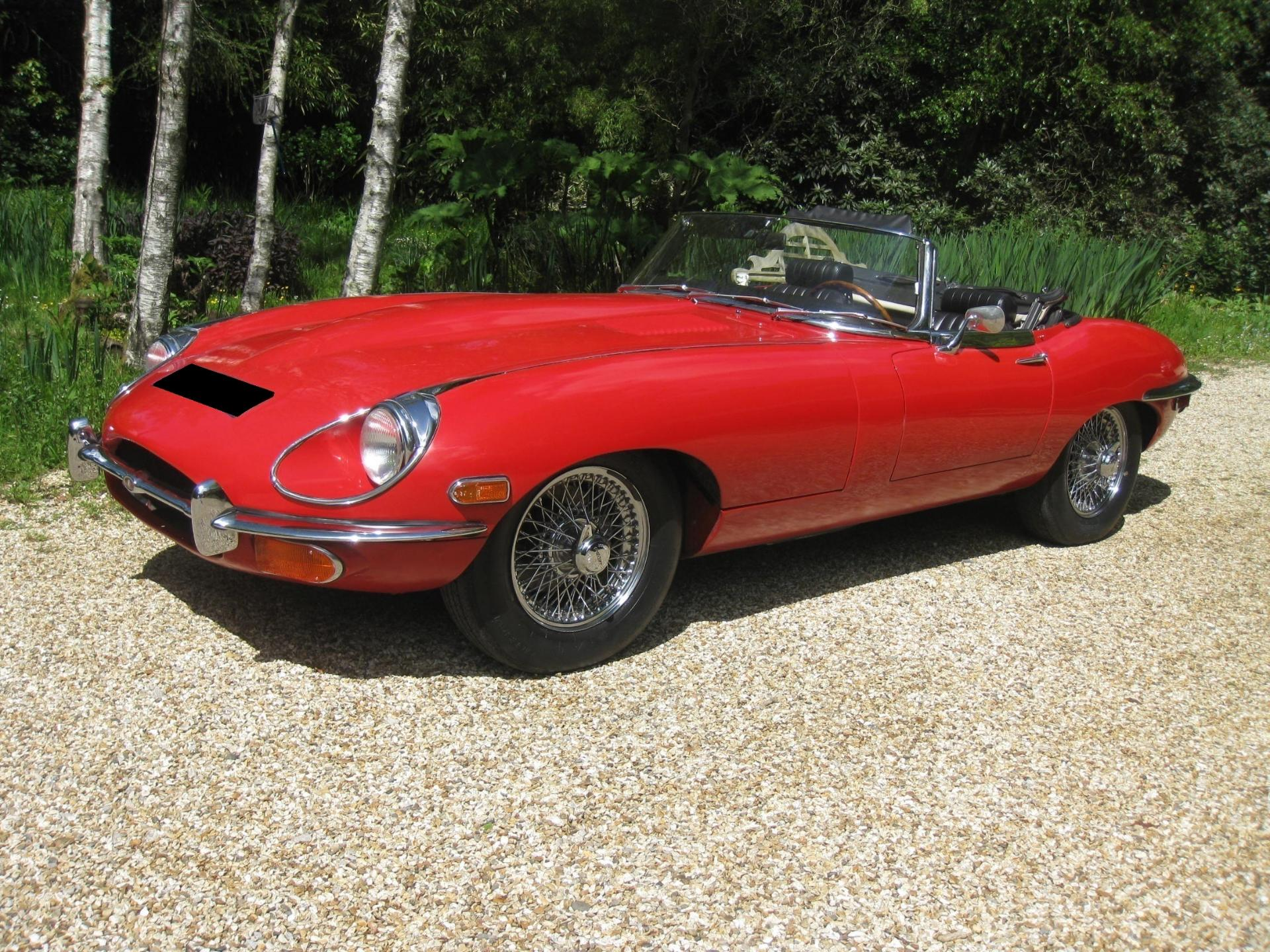 1969 Jaguar E TYPE Roadster For Sale In Landford, Wiltshire