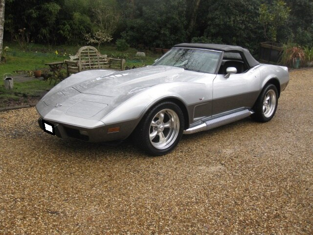 1978 Chevrolet Corvette For Sale In Landford, Wiltshire