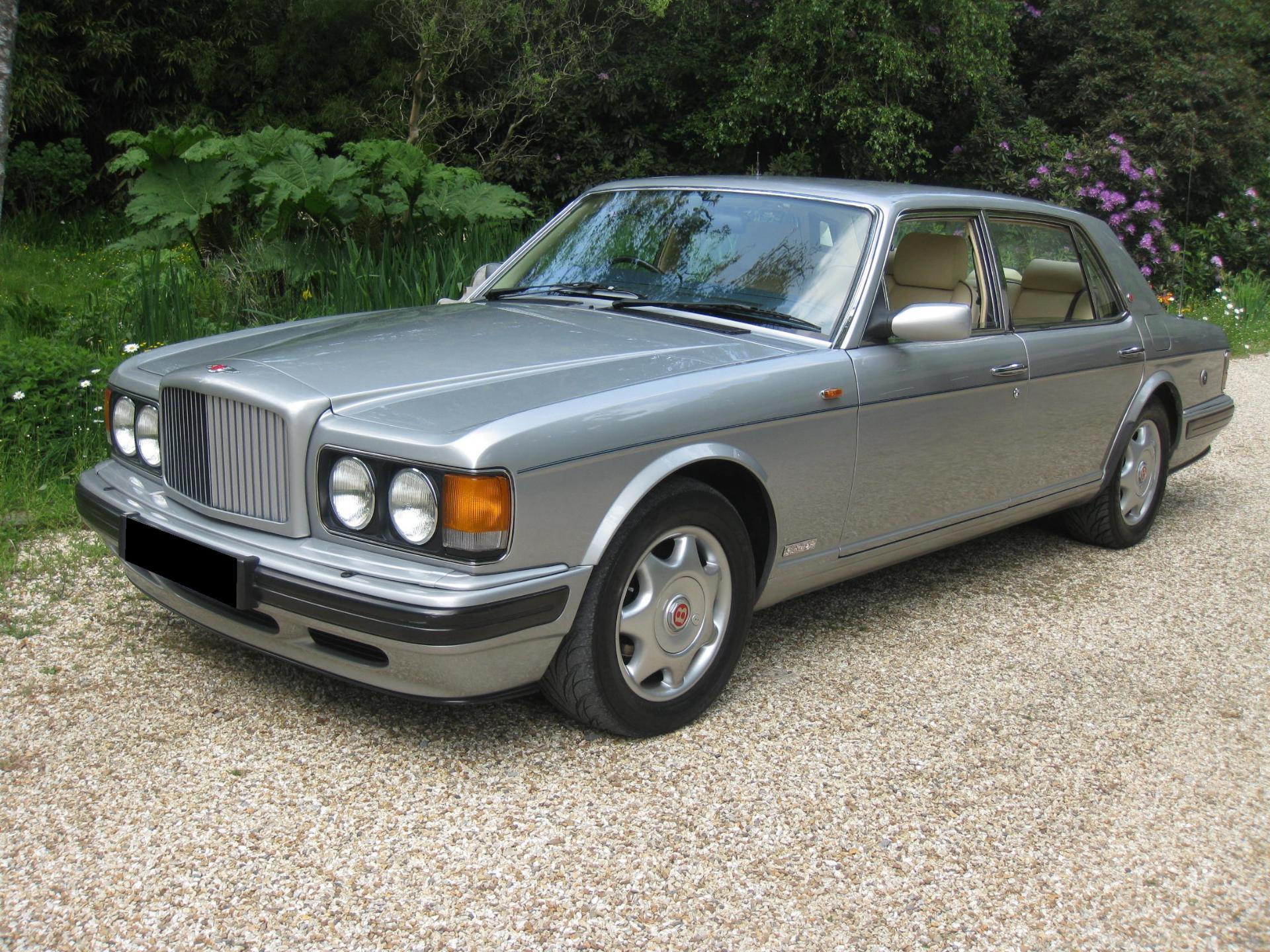 1997 Bentley TURBO RL Automatic For Sale In Landford, Wiltshire