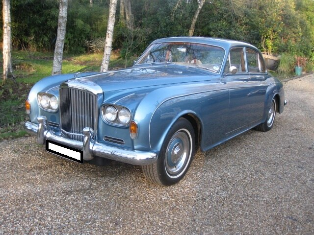 1963 Bentley Continental For Sale In Landford, Wiltshire