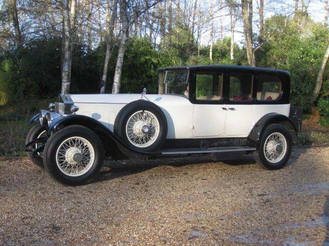 1929 Rolls-Royce Phantom I For Sale In Landford, Wiltshire