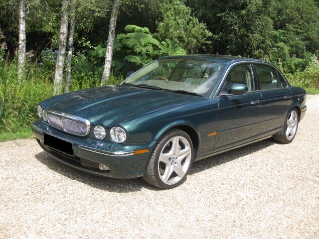 2005 Jaguar V8 XJ Series Automatic For Sale In Landford, Wiltshire