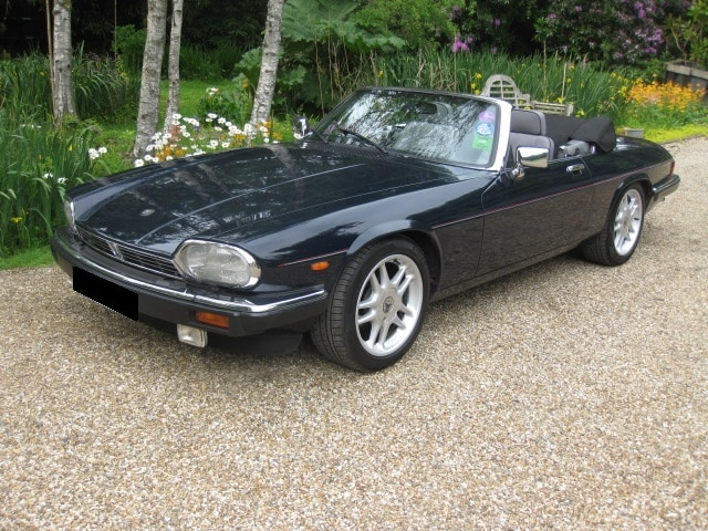 1988 Jaguar XJS Automatic For Sale In Landford, Wiltshire