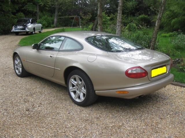 1999 Jaguar Xk 8 For Sale