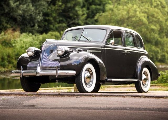 1939 Buick Straight 8 Special Sedan For Sale In Landford, Wiltshire