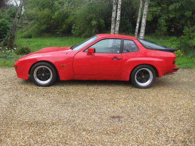 1981 Porsche (938 MODEL) CARRERA GT TURBO For Sale In Landford, Wiltshire