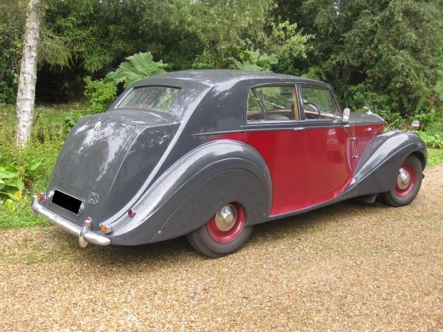 1950 Bentley MKVI For Sale In Landford, Wiltshire