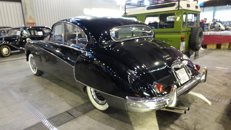 1957 Jaguar Mark Viii Auto for Sale   CCFS