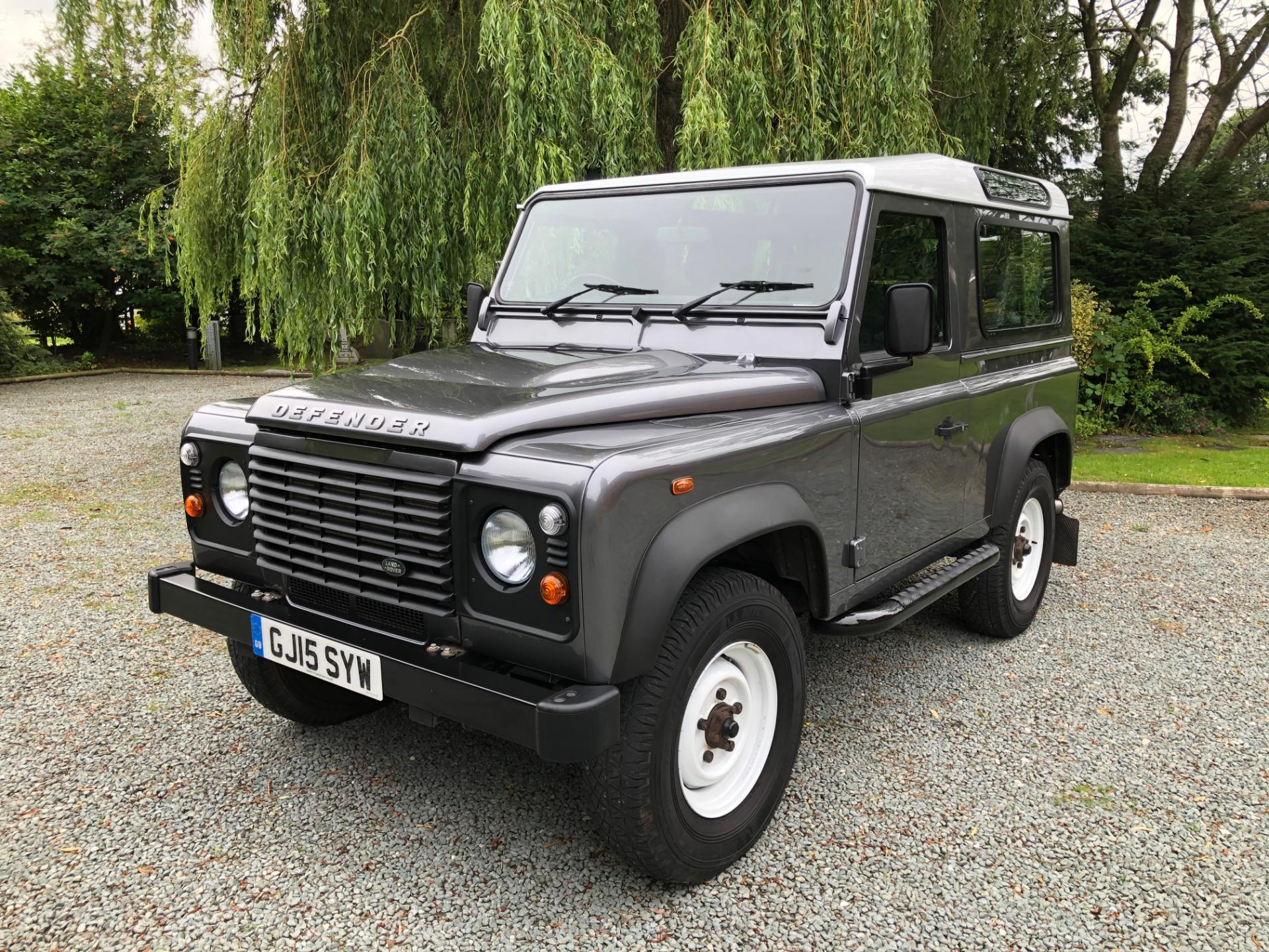 Classic Land Rover Defender Cars for Sale | CCFS