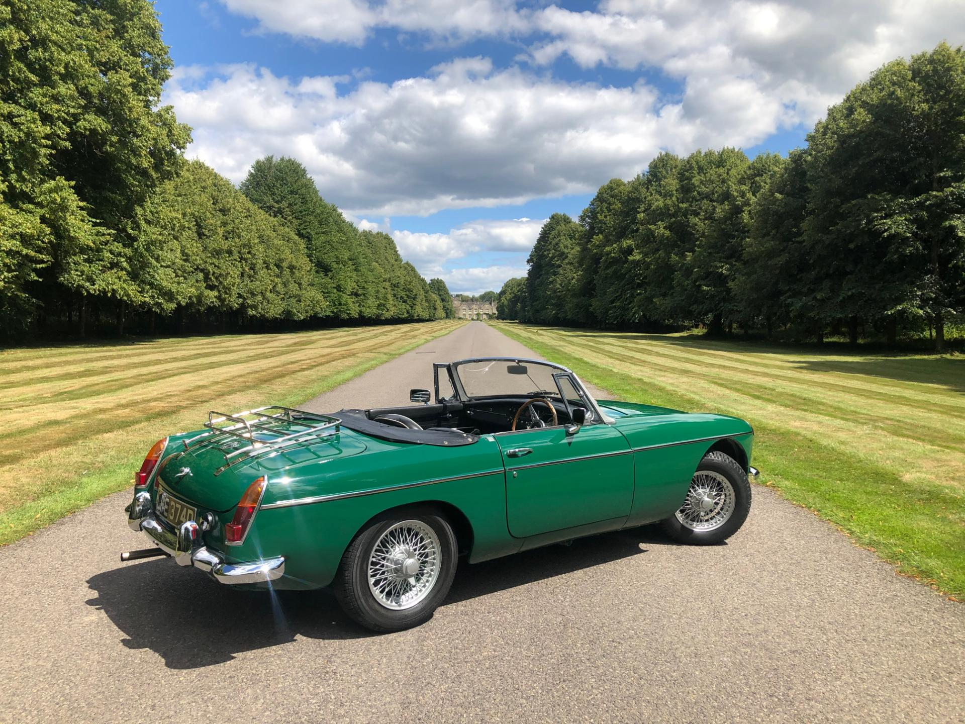 1966 Mg B Roadster For Sale Ccfs