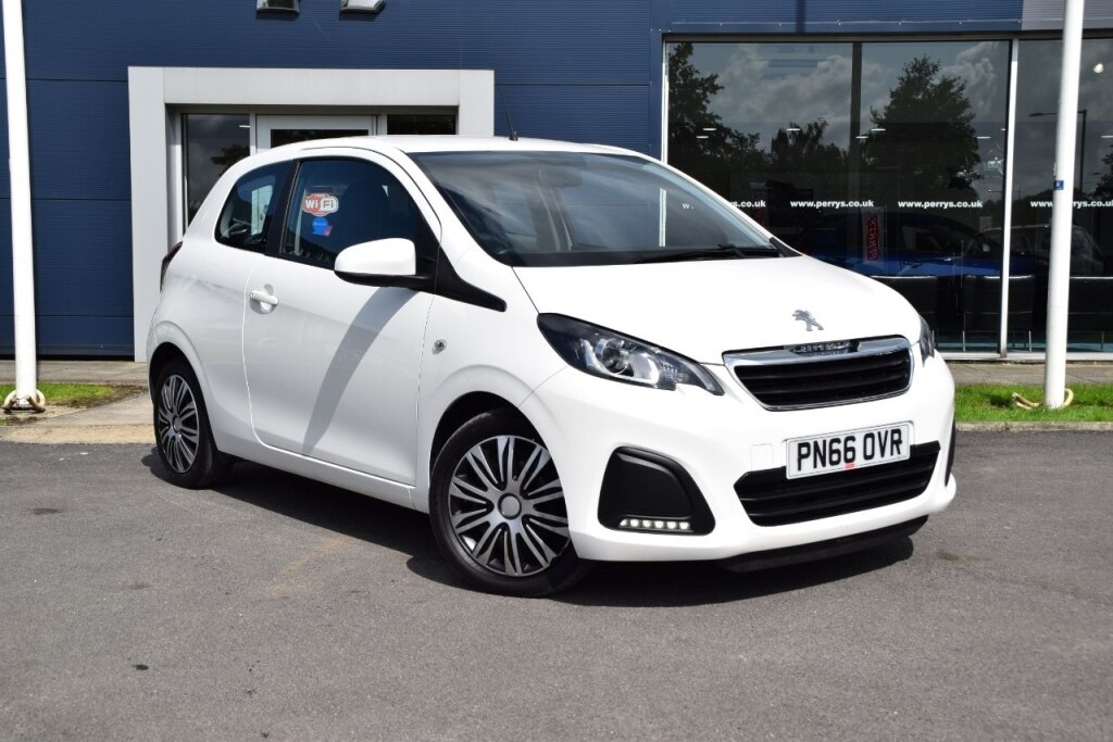 Used Peugeot 108 cars in Settle | RAC Cars