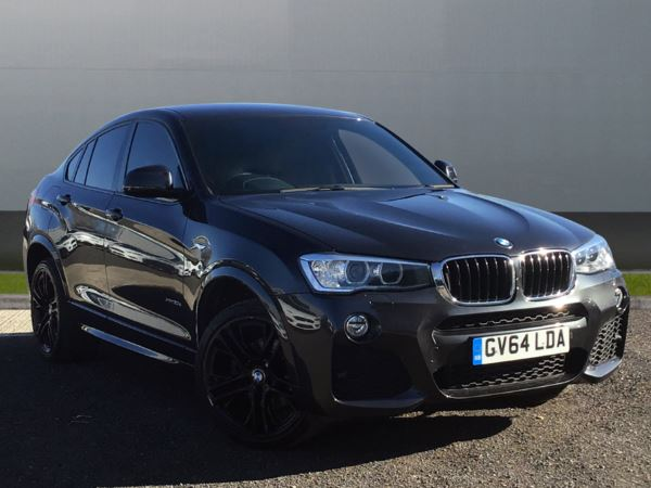 Bmw X4 Xdrive20d M Sport 5dr Step Auto Estate For Sale In