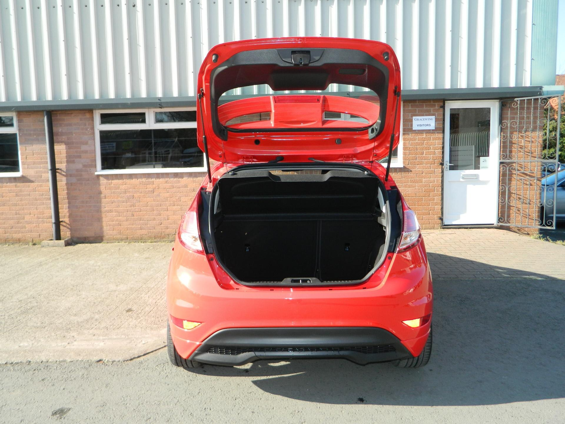 Large photo 21 for 2015/65 FORD FIESTA/65 FORD FIESTA 1.0T ECOBOOST 140PS ZETEC S RED 3DR * FULL FORD SERVICE HISTORY *