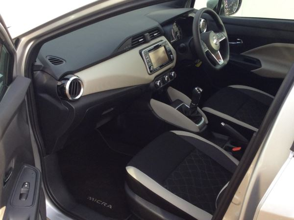 Micra 0.9 IG-T Acenta Limited Edition