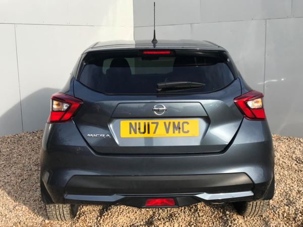 Micra 1.5 dCi N-Connecta