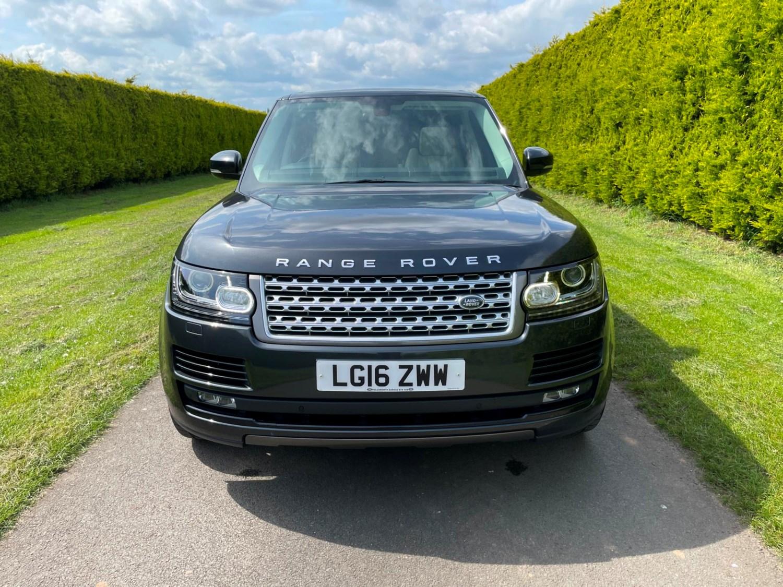 Land rover Range rover 4 4 SDV8 Vogue SE Auto