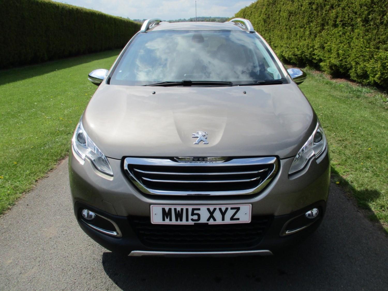 Peugeot 2008 1 6 e-HDi Allure 5dr