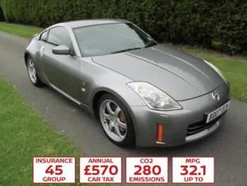 Approved Used Nissan 350Z for Sale in UK | RAC Cars