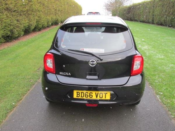 Polesworth Garage | Used Cars | Nissan | Micra 1.2 Acenta