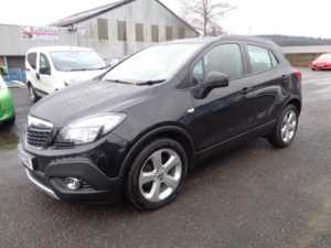 2015 (64) Vauxhall Mokka 1.7 CDTi Exclusiv £30/YR TAX For Sale In Gloucester, Gloucestershire