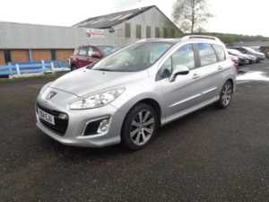 2014 (14) Peugeot 308 1.6 e-HDi 115 Active [Sat Nav] For Sale In Gloucester, Gloucestershire