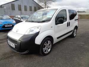 2010 (60) Fiat Qubo 1.3 Multijet Active *ONLY £30 A YEAR TAX* For Sale In Gloucester, Gloucestershire