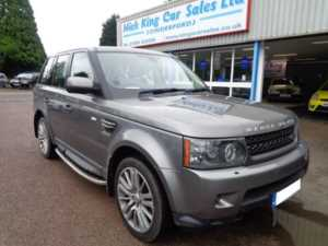 2009 (59) Land Rover Range Rover Sport 3.0 TDV6 HSE CommandShift Auto For Sale In Gloucester, Gloucestershire