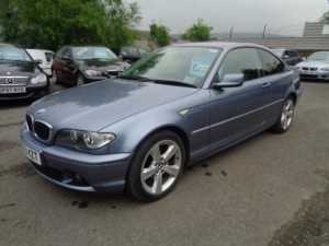 2003 (53) BMW 3 Series 318 Ci 16V For Sale In Gloucester, Gloucestershire