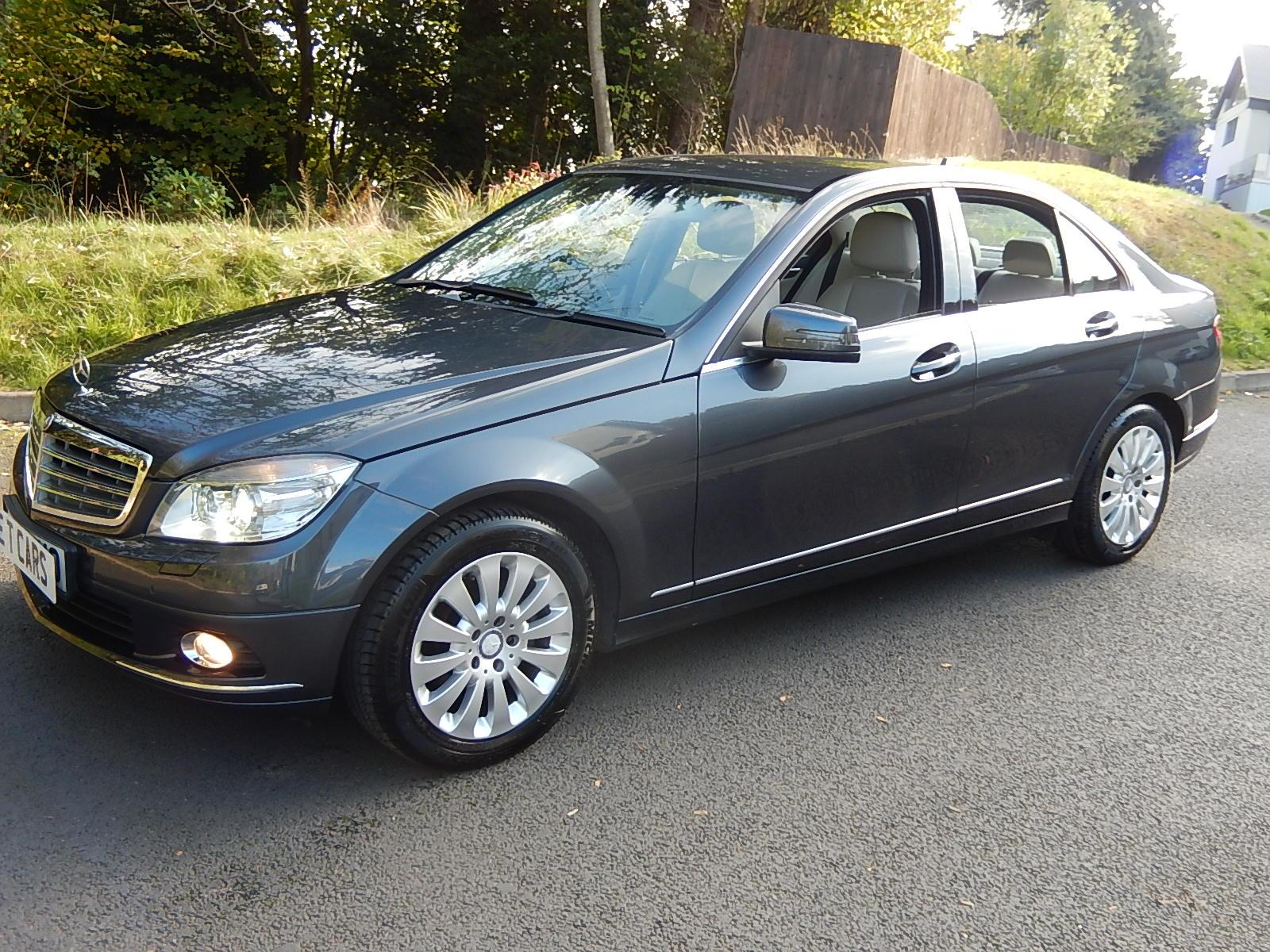 Used Mercedes Benz C Class 2009 For Sale C350