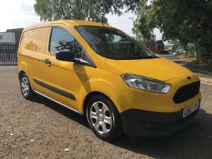 FORD TRANSIT COURIER 1.6 TDCi Trend Van