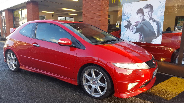 2009 (59) Honda Civic 2.0 i-VTEC Type R GT 200 BHP Hot Hatch For Sale In Swansea, Glamorgan