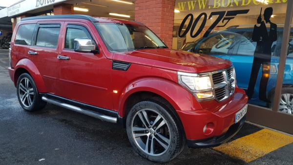 2009 (59) Dodge Nitro 2.8 CRD SXT Diesel 4x4 For Sale In Swansea, Glamorgan
