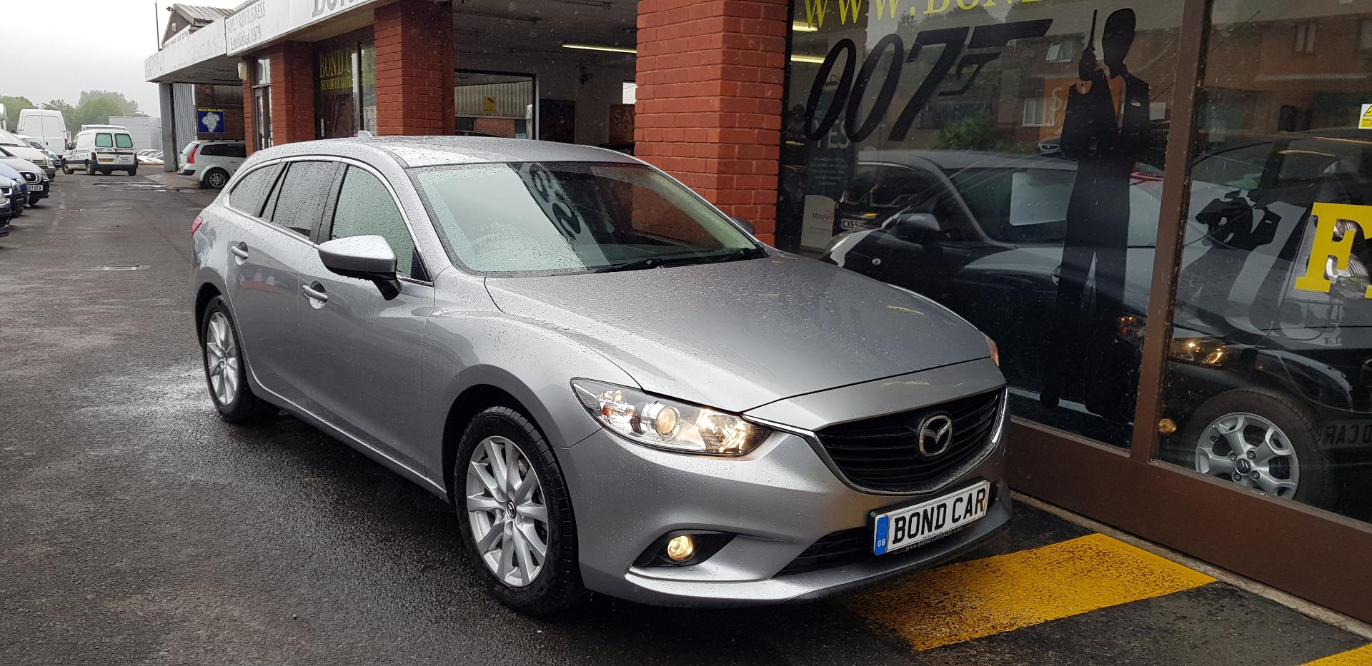2013 (63) Mazda 6 2.2d SE Nav £30 Tax For Sale In Swansea, Glamorgan