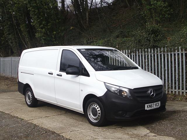 a812e6c633868f Used Mercedes-Benz Vito Vans for Sale in Woking