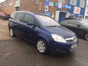 2010 (60) Vauxhall Zafira 1.9 CDTi Elite [120] 5dr Auto For Sale In Newbury, Berkshire