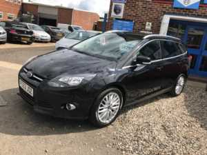 2013 (63) Ford Focus 1.6 TDCi 115 Zetec 5dr For Sale In Newbury, Berkshire