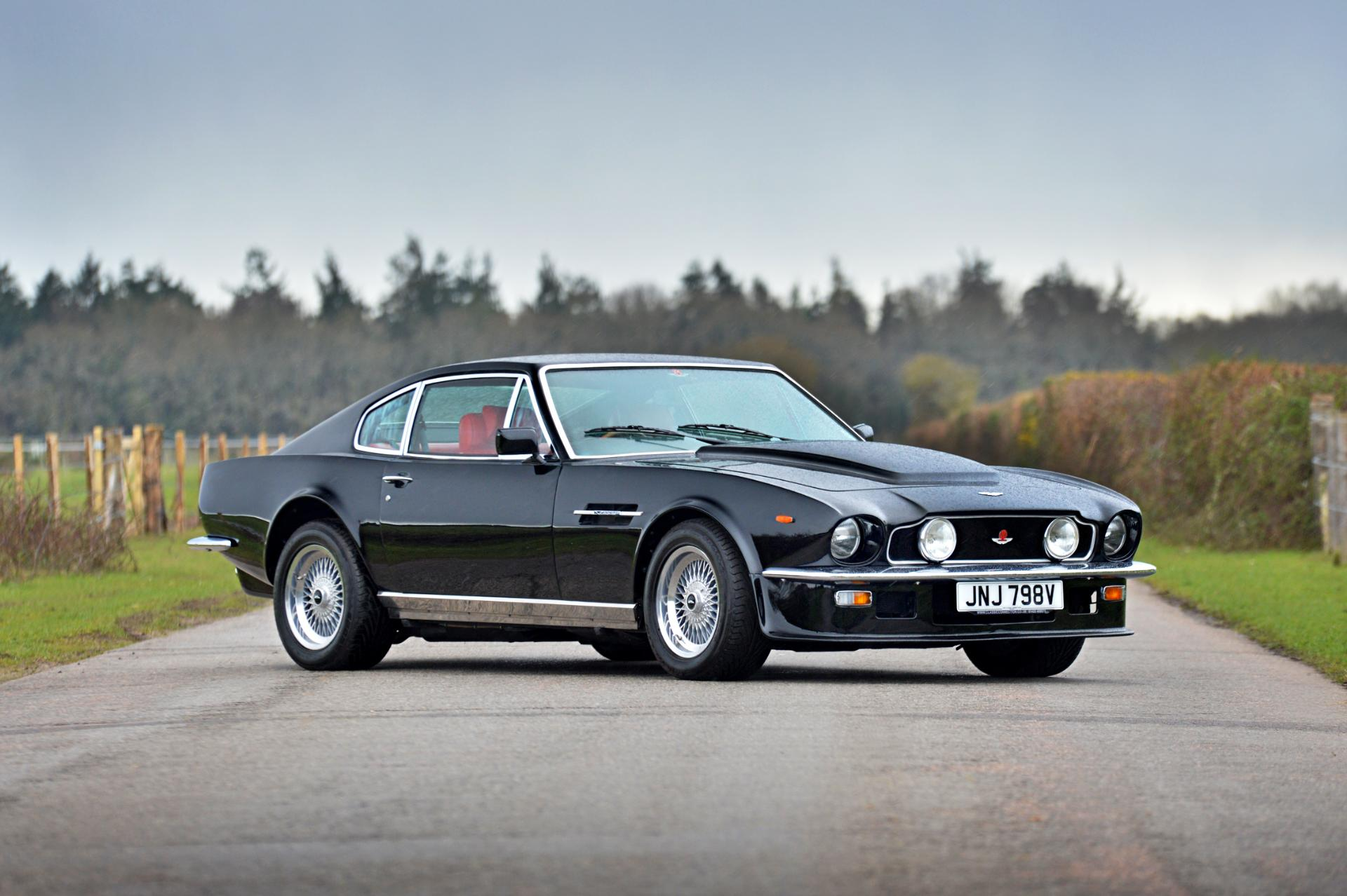 Classic Aston Martin V8 Cars For Sale Ccfs