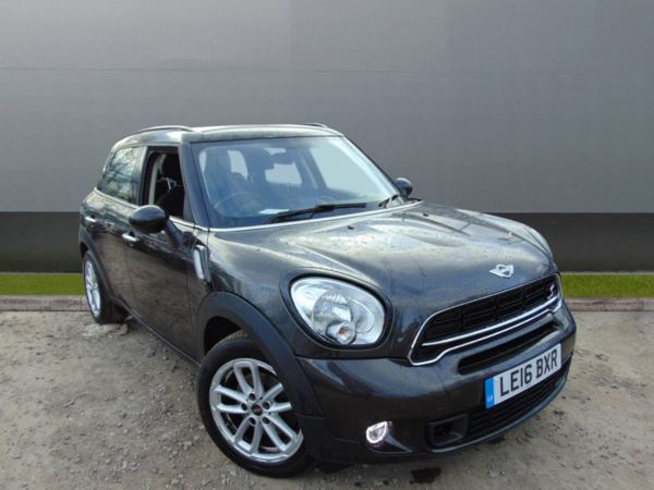 Mini Countryman 20 Cooper S D 5dr Auto For Sale In Gainsborough