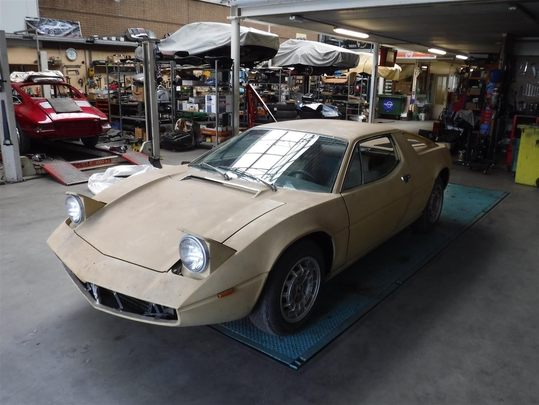1973 Maserati Merak Primer for Sale | CCFS