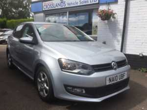2010 (10) Volkswagen Polo 1.2 60 Moda [AC] For Sale In Huntingdon, Cambs