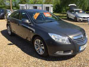 2012 (62) Vauxhall Insignia 1.8i 16V SRi For Sale In Huntingdon, Cambs