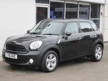 Used Mini Countryman Cars For Sale In Oakwood North London Motors