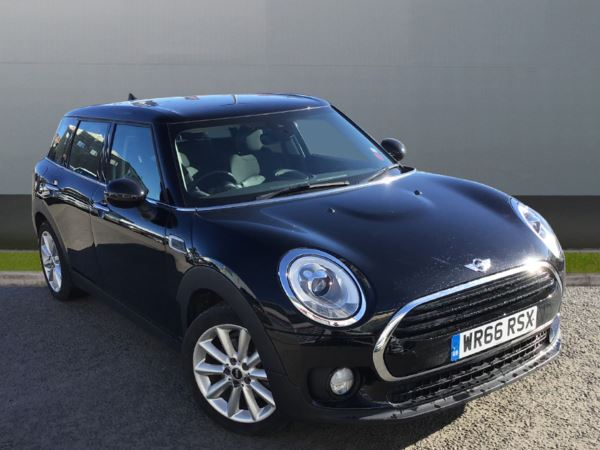 Mini Clubman 20 Cooper D 6dr Chili Pack Estate For Sale In