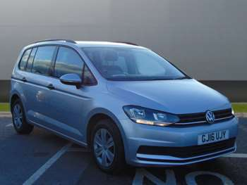 used volkswagen touran for sale rac cars. Black Bedroom Furniture Sets. Home Design Ideas