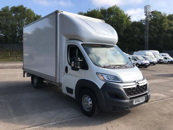 5adf07a802 Citroen Relay 35 HEAVY L4 2.0 BLUEHDI LUTON 160PS EURO 4 5